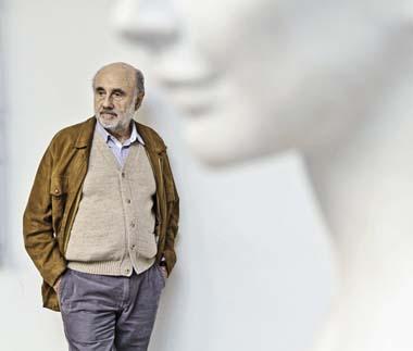 Carlos Aldunate, director del Museo Chileno de Arte Precolombino y Pr