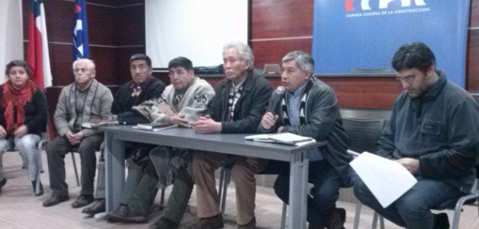 parlamento mapuche