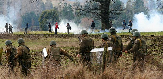 mapuche-militarizacion