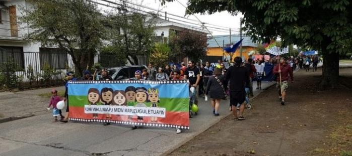 mapudungun-manifestacion